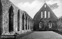 Abbey, The Old Dormitory c.1930, Battle