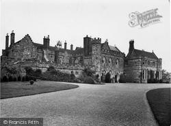 Battle, Abbey West Front 1927