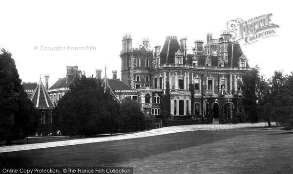 Battle, Normanhurst Court 1891