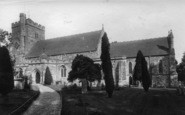 Battle, St Mary The Virgin Church 1910