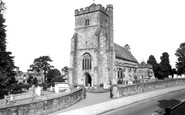 Battle, St Mary The Virgin Church c.1960