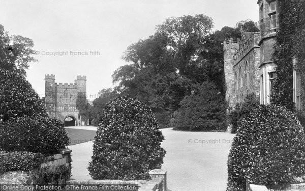 Battle, The Abbey 1910