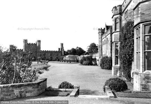 Battle, The Abbey c.1950