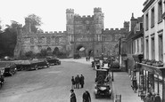 Battle, The Abbey Gatehouse 1927