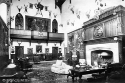 Battle, The Abbey, The Abbot's Hall 1910