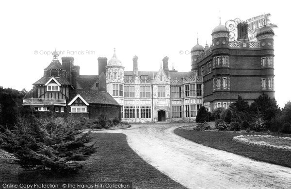 Bawdsey, Manor 1899