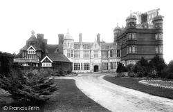 Bawdsey, Manor 1899