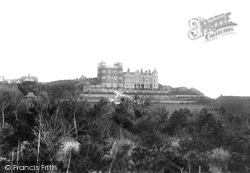 Bawdsey, The Manor 1899