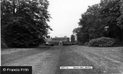 Bawtry, Hall c.1955