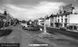 Bawtry, Market Place c.1965