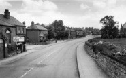 Bawtry, Station Road  c.1960