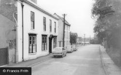 Bawtry, Yha Wharf Street c.1965