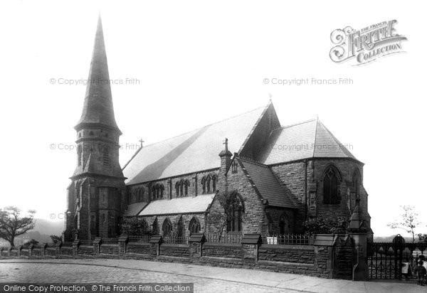 Baxenden, St John The Baptist Church 1897