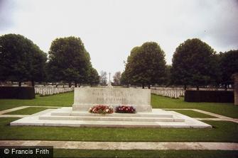 Bayeux, British War Memorial and Cemetery 1984