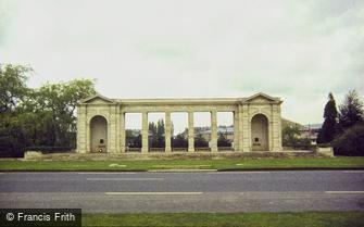 Bayeux, British War Memorial, Grayes 1984