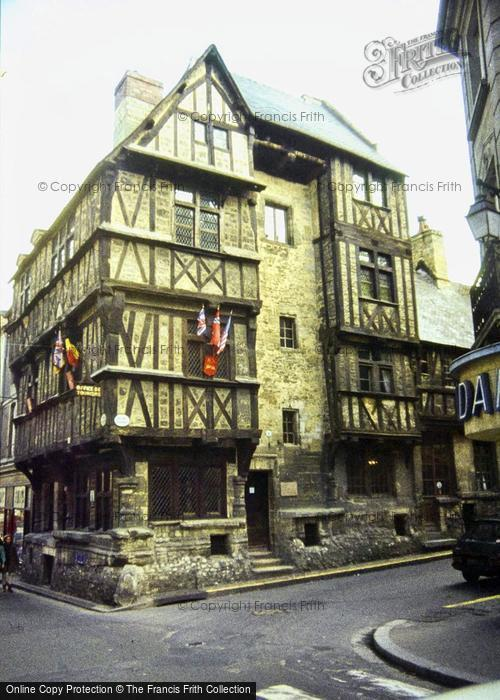 Photo of Bayeux, Tourist Office 1984