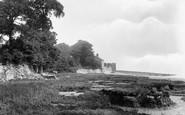 Beachley, Looking Towards Pier 1925