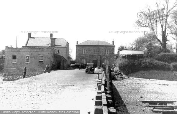 Beachley, The Slipway c.1955