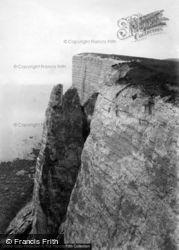 1890, Beachy Head
