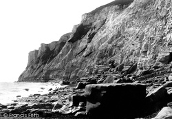 Beachy Head, 1890