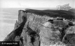 Beachy Head, 1891