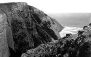 Beachy Head, Coast 1910