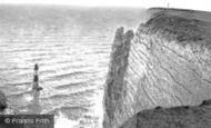 Beachy Head, The Lighthouse 1910