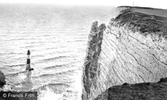 Beachy Head, the Lighthouse 1910