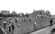 Beacon Hill, Beacon Hill Bowling Club 1921