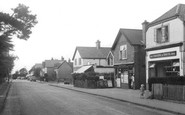 Beacon Hill, Beacon Hill Road c.1955