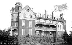 Beacon Hill, Beacon Hotel 1899