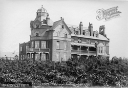 Beacon Hill, Beacon Hotel 1900