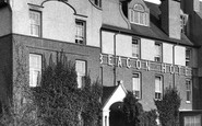 Beacon Hill, Beacon Hotel 1907