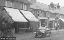 Beacon Hill, Grinstead Brothers Butchers 1914