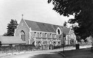 Beacon Hill, Parish Church Of St Alban c.1955