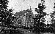 Beacon Hill, St Alban's Church 1908