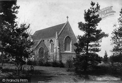 Beacon Hill, St Alban's Church 1908