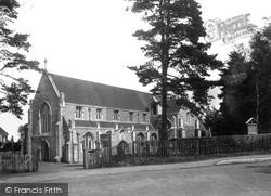 Beacon Hill, St Alban's Church 1933