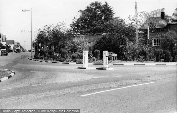 Beacon Hill, the Cross Roads c1960