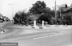 Beacon Hill, The Cross Roads c.1960
