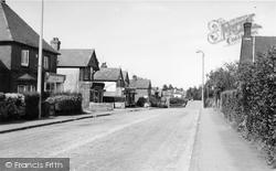 Beacon Hill, The Village c.1955