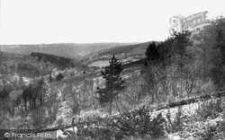 Beacon Hill, Whitmore Vale From Beacon Hotel 1908