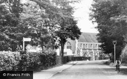 Beacon Hill, Wood Road c.1960