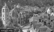 Beaconsfield, Bekonscot Model Village c.1955