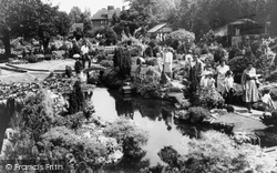 Beaconsfield, Bekonscot Model Village c.1965