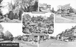 Beaconsfield, Composite c.1960