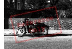 Motor Cycles c.1955, Beaconsfield