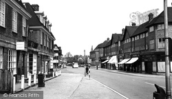New Town c.1955, Beaconsfield