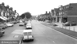 Beaconsfield, Penn Road c.1965