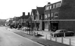 Penn Road c.1965, Beaconsfield